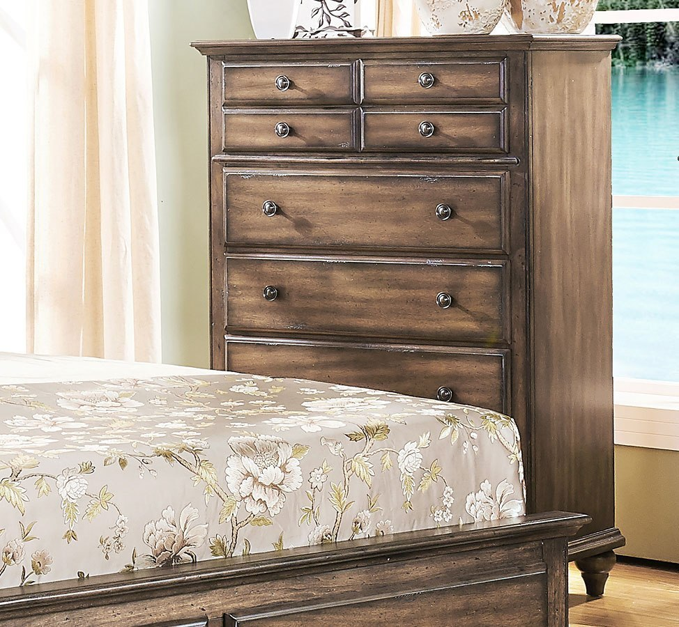Fallbrook Chest By New Classic Furniture