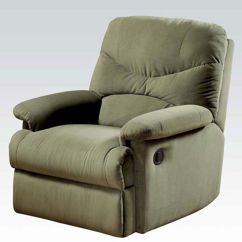 Ashley Furniture Arcadia: Arcadia Recliner (Sage) Acme Furniture