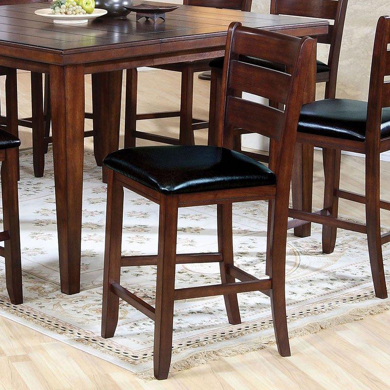 Urbana Counter Height Chair Cherry Set Of 2