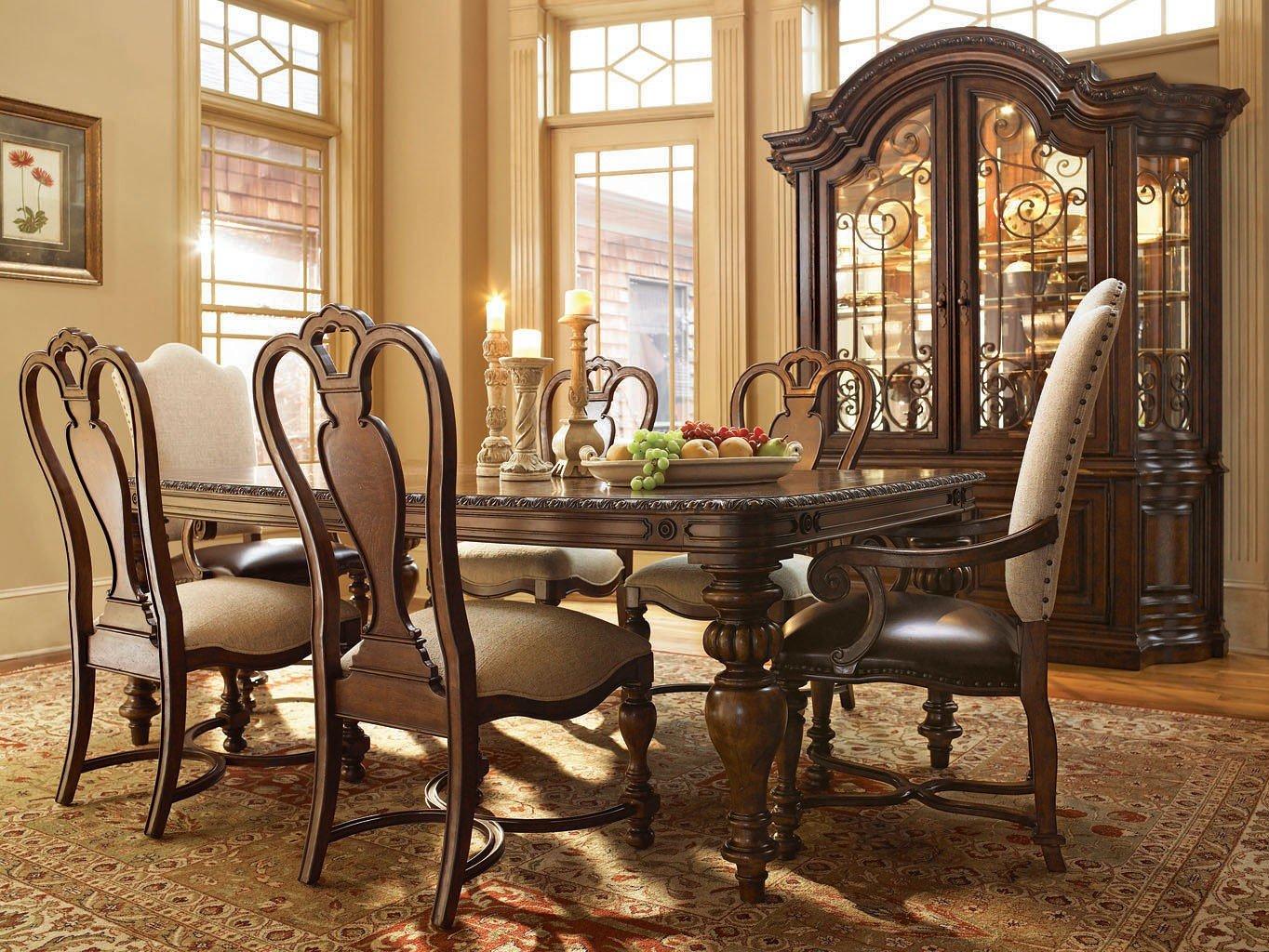 Bolero Dining Room Set W Chair Choices Universal Furniture Furniture Cart