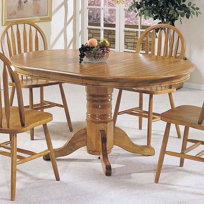 Nostalgia 42 Inch Round Dining Table