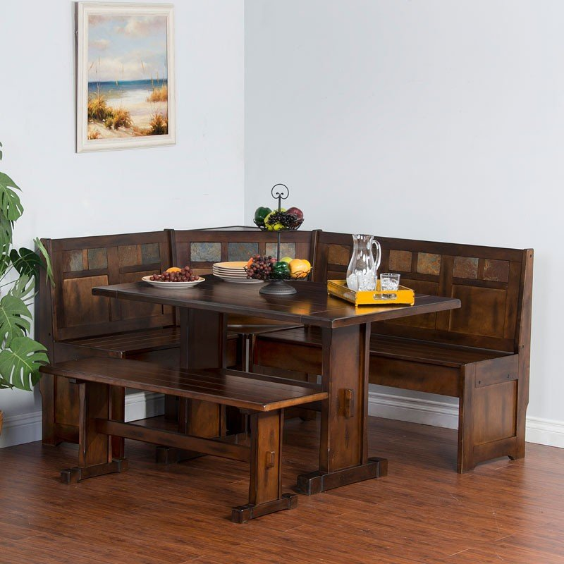Santa Fe Breakfast Nook Set