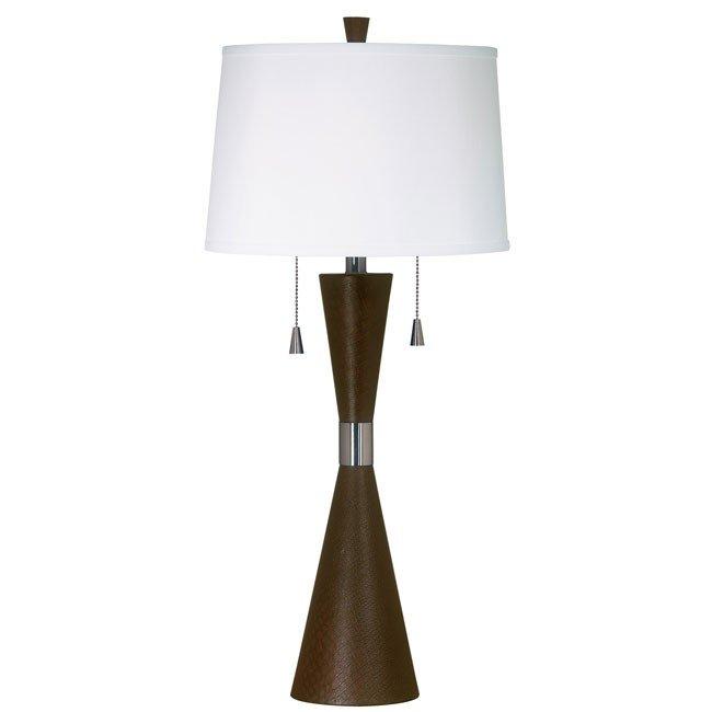 Bella Table Lamp (Chocolate)