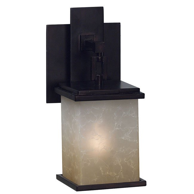 Plateau 1 Light Sconce (Oil Rubbed Bronze)