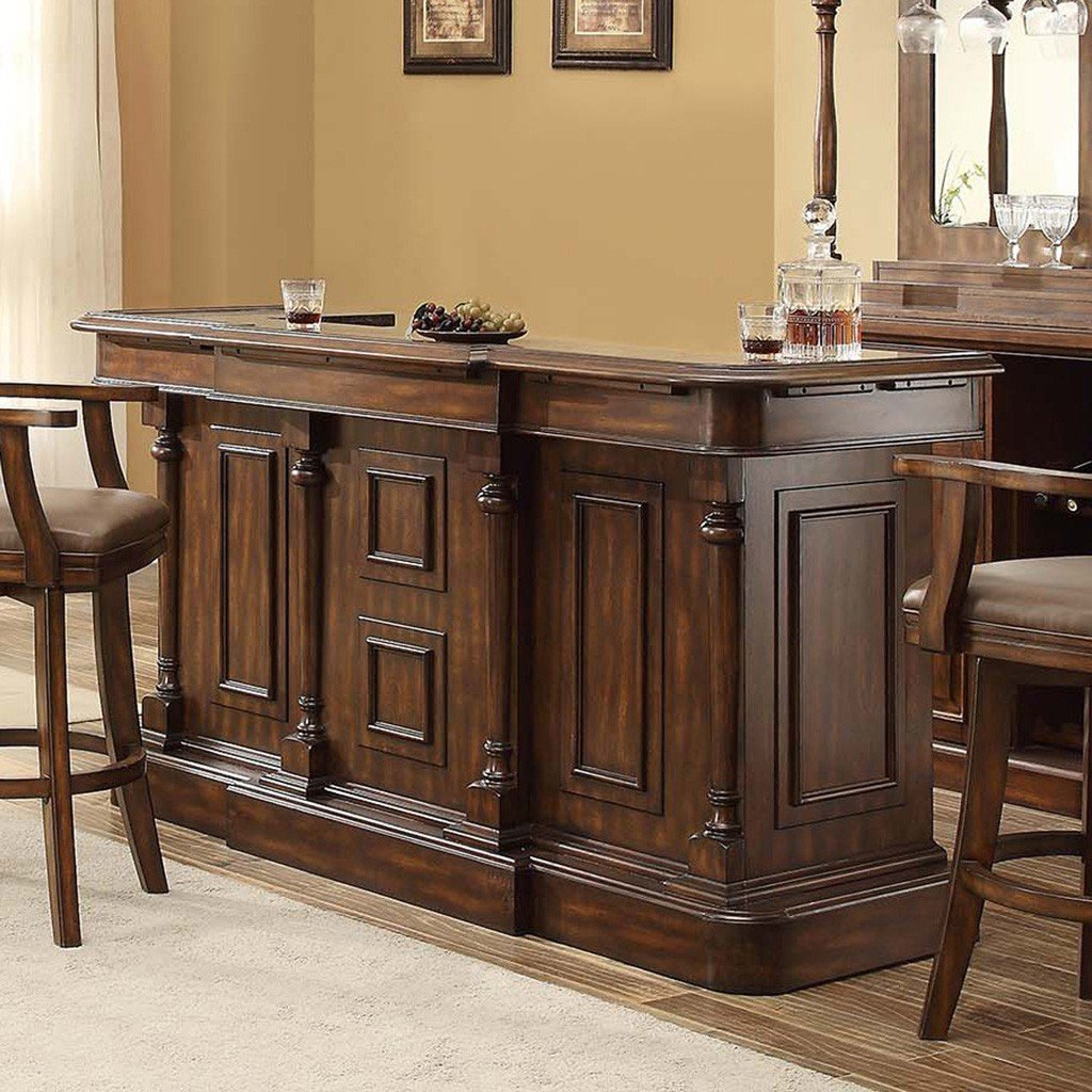 Home Bar Furniture: Trafalgar Square Deluxe Home Bar Set ECI Furniture