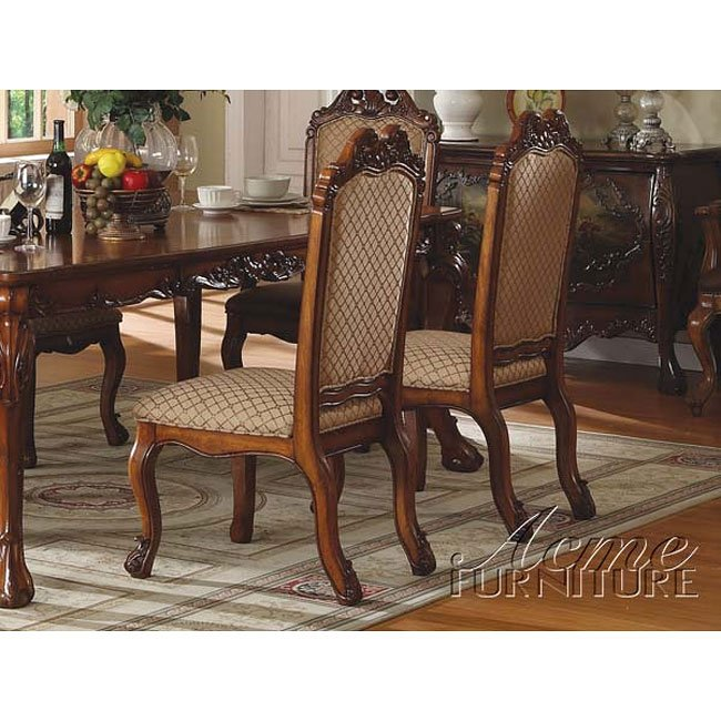 Toulouse Formal Dining Room Set Acme Furniture: Cotette Formal Dining Room Set Acme Furniture