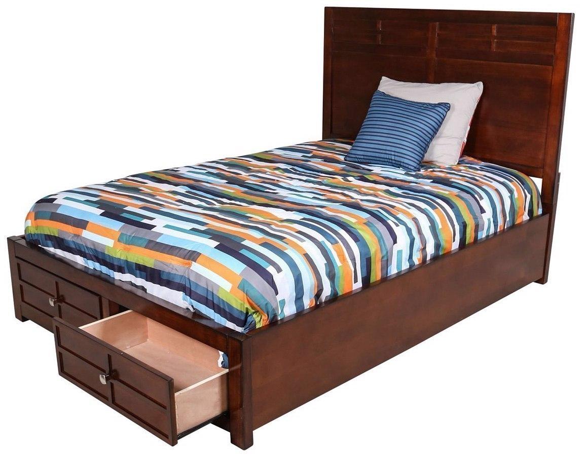 Kensington youth storage bedroom set new classic furniture - Youth bedroom furniture with storage ...