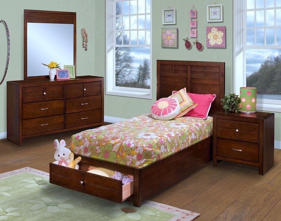 Genial Kensington Youth Storage Bedroom Set