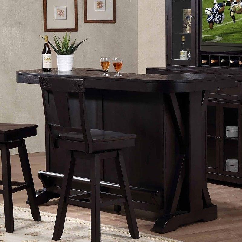 Bar Set For Home: Rum Pointe Home Bar Set ECI Furniture, 1 Reviews