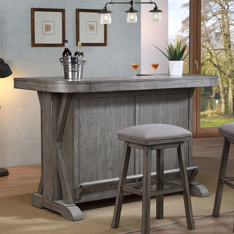 Graystone 72 Inch Home Bar Eci Furniture 3 Reviews Furniture Cart