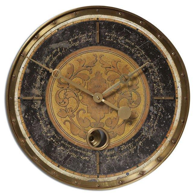 Leonardo Script Black Clock