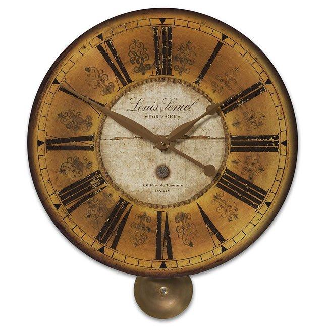 Louis Leniel Clock