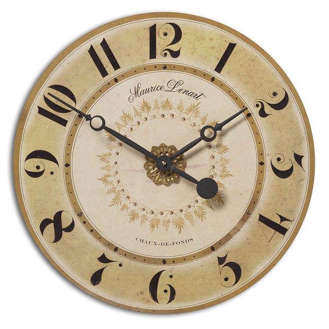 Maurice Lenart Clock