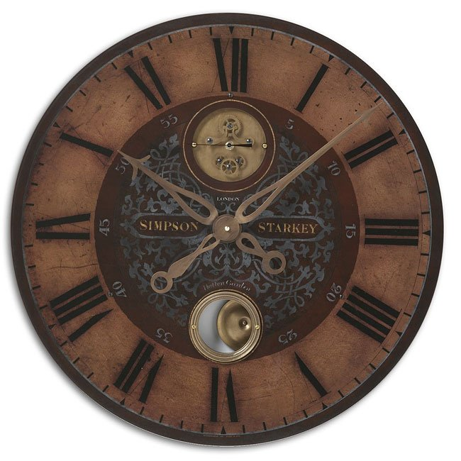 Simpson Starkey Clock