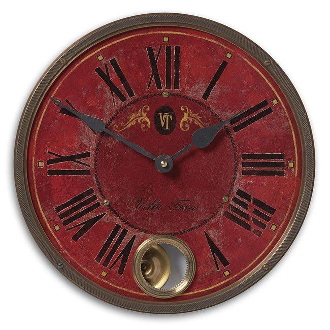 """Villa Tesio 11"""" Clock"""