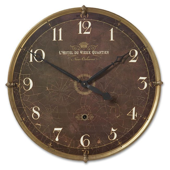 Hotel Du Vieux Quartier Clock