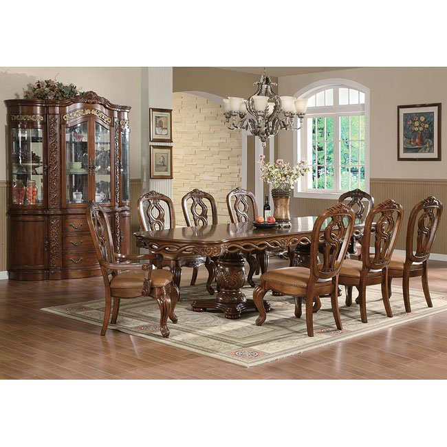 Formal Dining Rooms Sets: Toulouse Formal Dining Room Set Acme Furniture