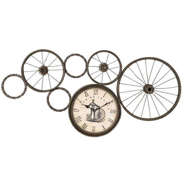 Freewheel Clock