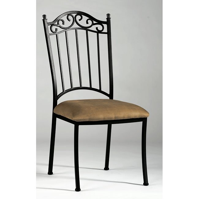 Wrought Iron Round Dining Room Set Chintaly Imports