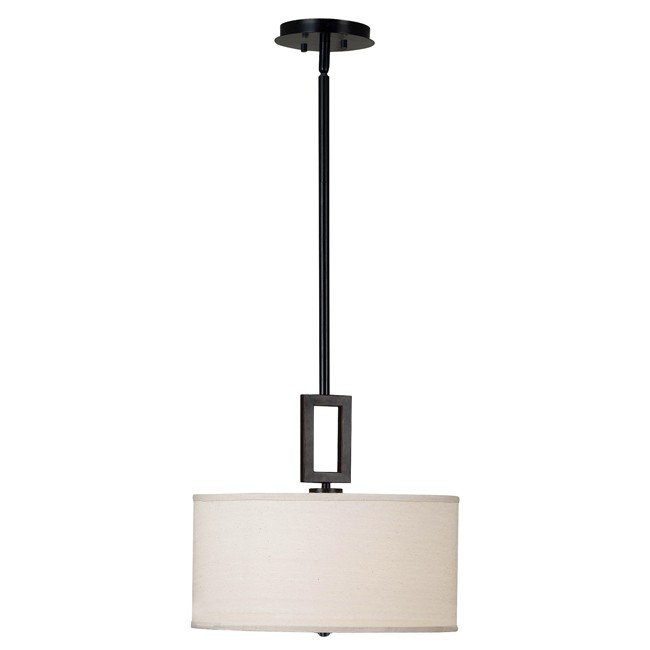 Endicott 1 Light Pendant (Oil Rubbed Bronze)