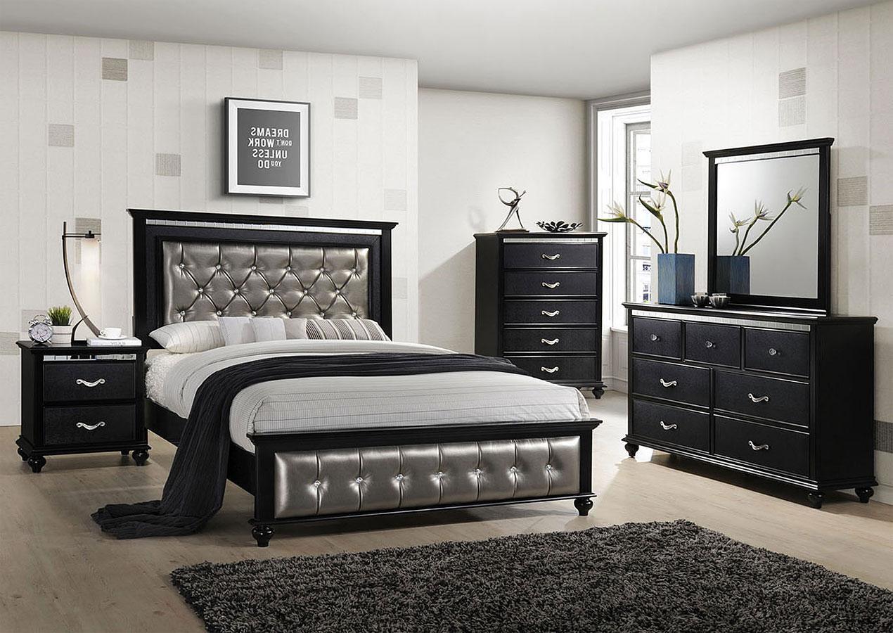 interesting hollywood bedroom furniture set | Hollywood Panel Bedroom Set (Ebony) Lane Furniture ...