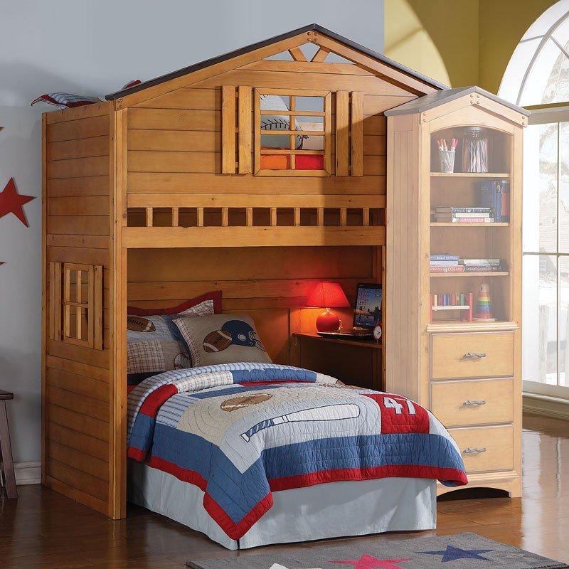 Tree House Loft Bed