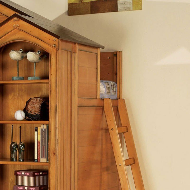 Tree House Loft Bed Acme Furniture 1 Reviews Furniture Cart