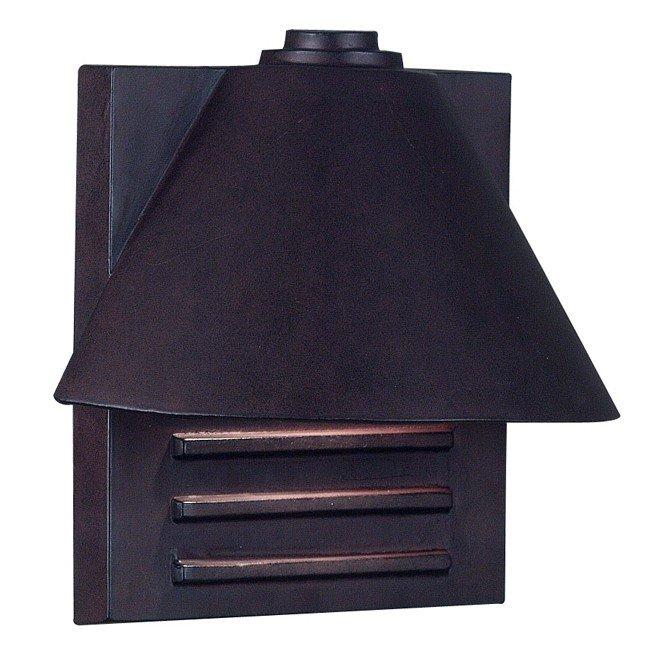 Fairbanks 1 Light Small Lantern (Copper)