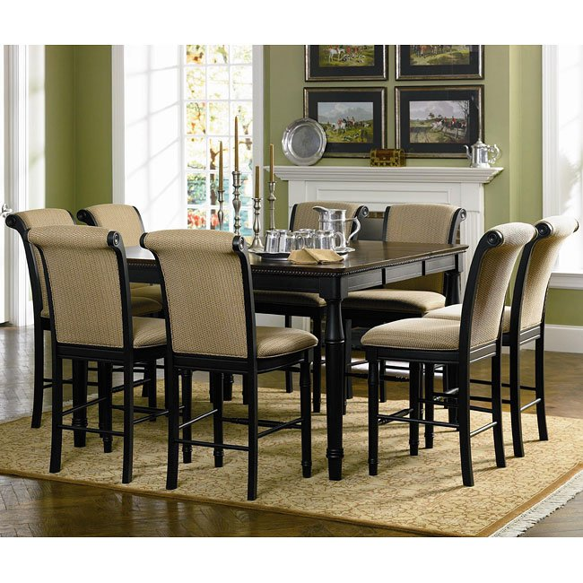 Cabrillo Counter Height Dining Room Set Coaster Furniture 2 Reviews Furniture Cart