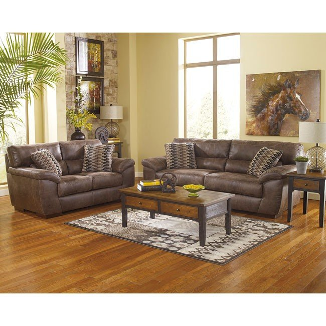 Pikara Gunsmoke Living Room Set