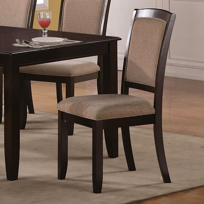 Memphis Furniture Company: Memphis Rounded Dinette Coaster Furniture