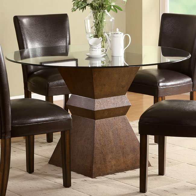 Nicolette Round Dining Table