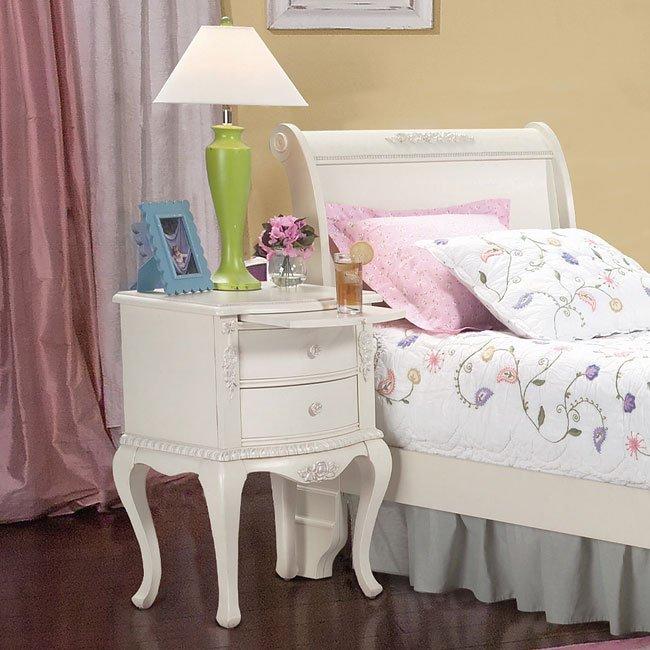 Cheri Low Post Bedroom Set American Woodcrafters
