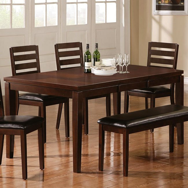 Ashley Furniture Melbourne Fl: Melbourne Dining Table Coaster Furniture