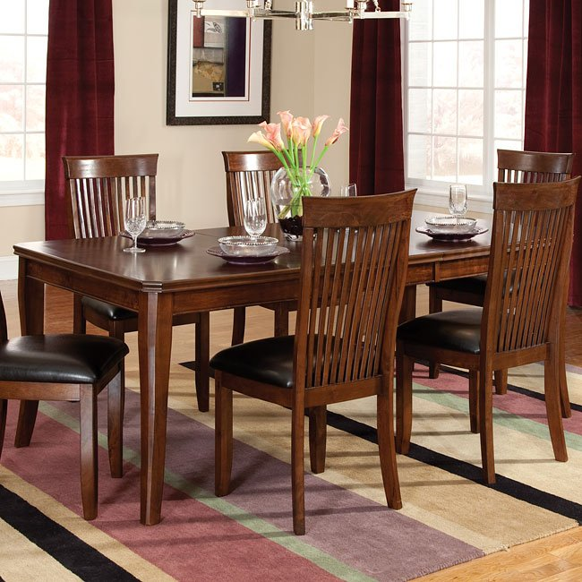 Regency Dining Table Standard Furniture 1 Reviews Furniture Cart