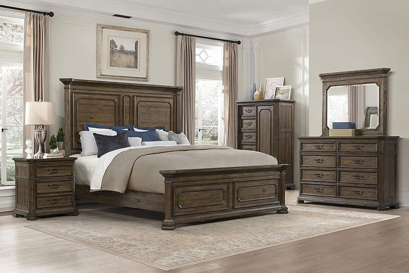 Casa Grande Panel Bedroom Set Lane Furniture   Furniture Cart