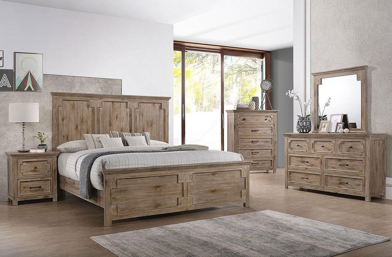 Sante Fe Panel Bedroom Set Lane Furniture