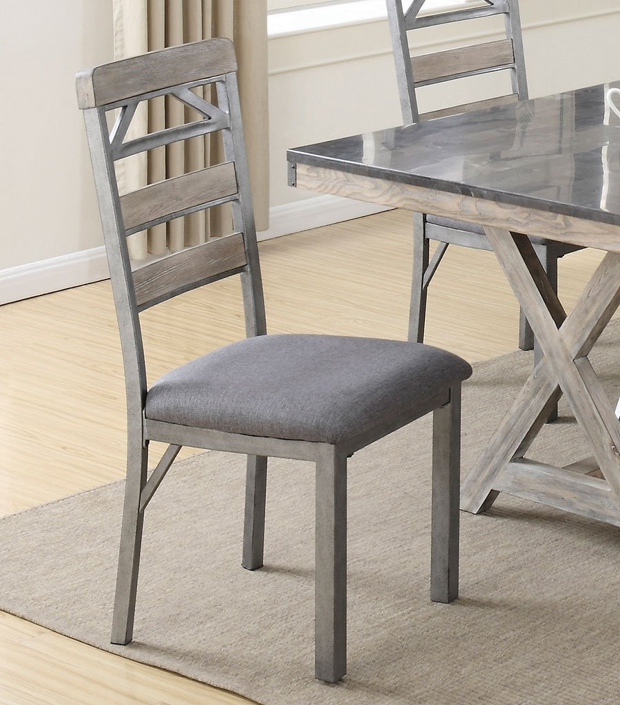 Ashley Furniture Melbourne Fl: Melbourne Side Chair (Set Of 2) Coaster Furniture