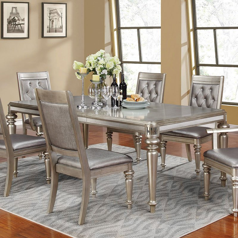 Counter Height Round Dining Set