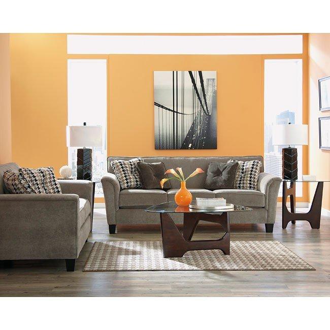 Denham Mercury Living Room Set