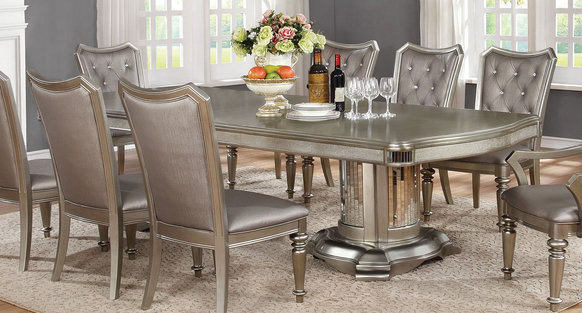 Bling Game Dining Room Set