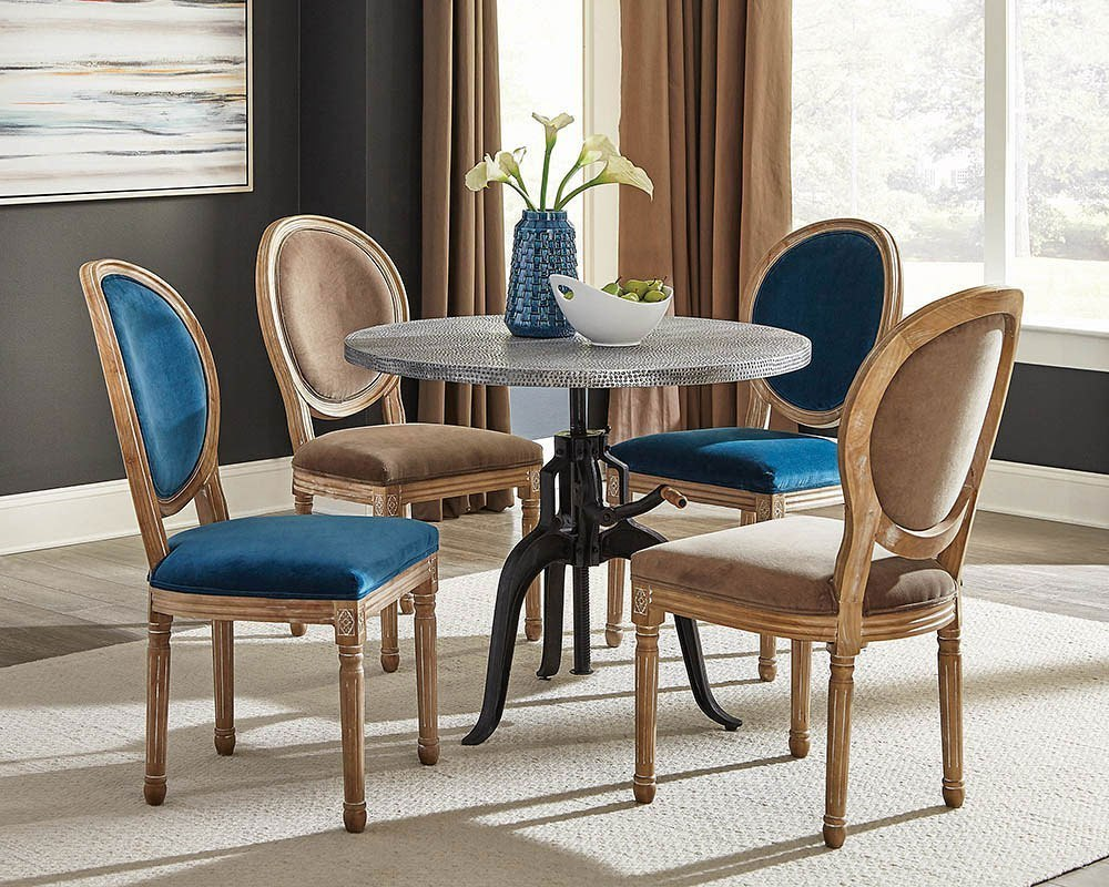 Rhea Mix And Match Dining Room Set Coaster Furniture
