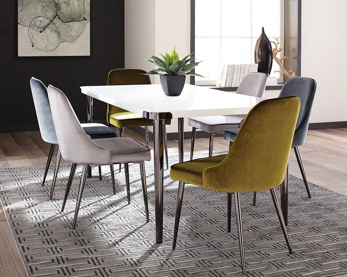 Riverbank Mix And Match Dining Room Set Coaster Furniture