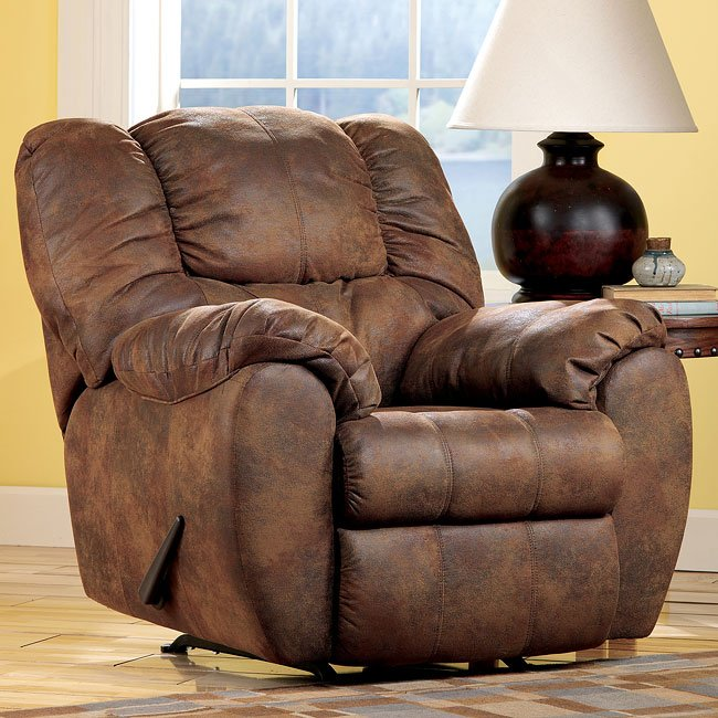 Navigator - Saddle Rocker Recliner