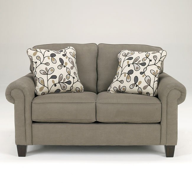 Gusti Dusk Living Room Set Signature Design
