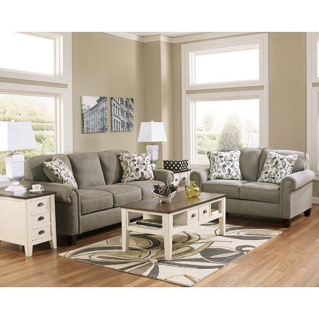 Gusti Dusk Living Room Set Signature Design, 1 Reviews