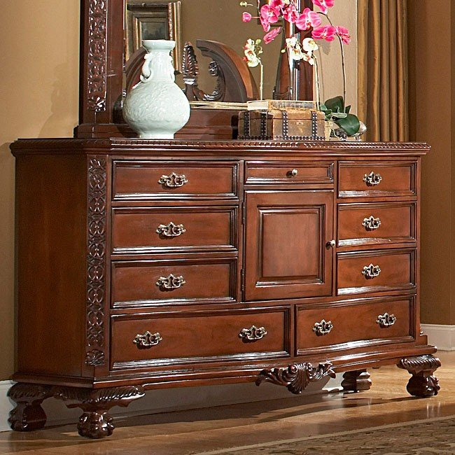 Furniture Furnishings: Buckingham Dresser Fairfax Home Furnishings