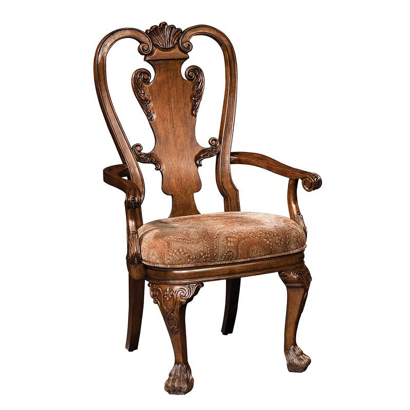Ordinaire New Orleans Queen Anne Arm Chair (Set Of 2)