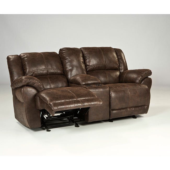 Garthay Sable Reclining Loveseat w/ Power