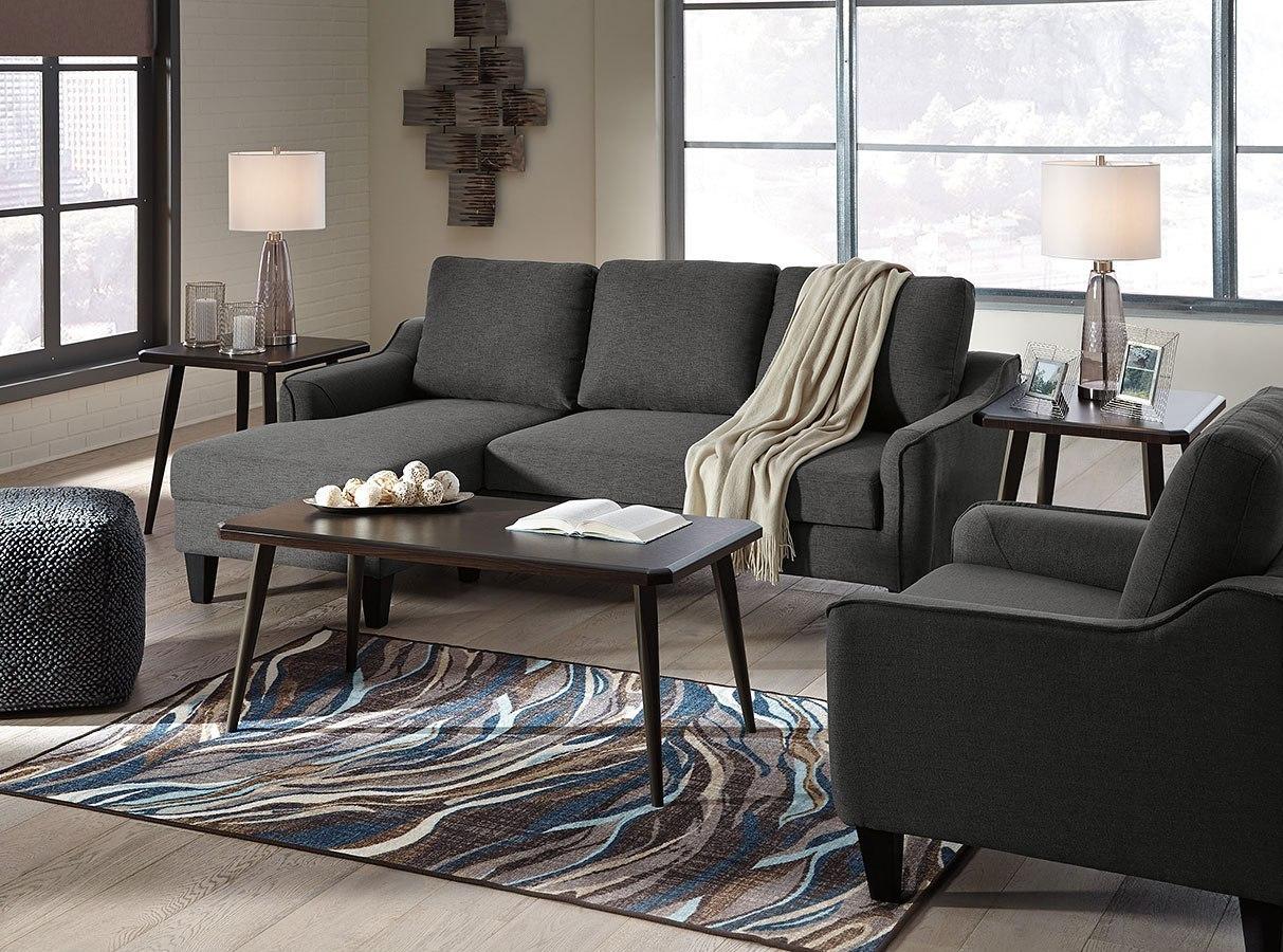 Jarreau Gray Living Room Set Signature Design